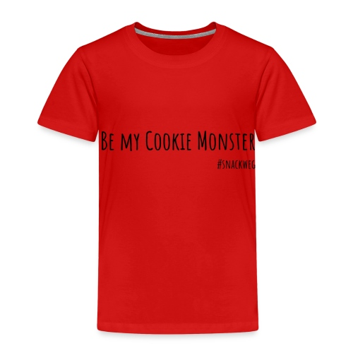 CookieMonster - Kinder Premium T-Shirt