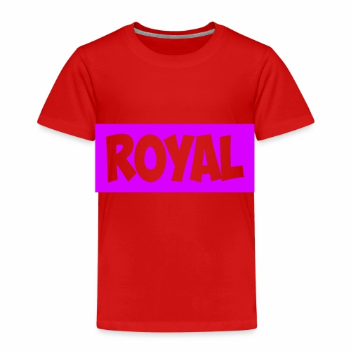 Royal Merch - Kinder Premium T-Shirt