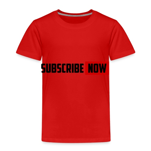 sub now - Kids' Premium T-Shirt