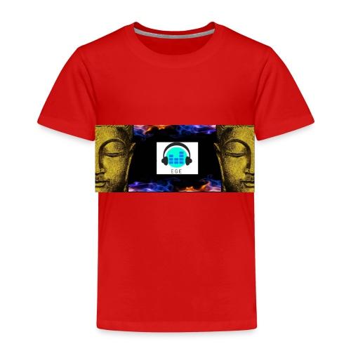 EGE business mode logo jubiläums - Kinder Premium T-Shirt