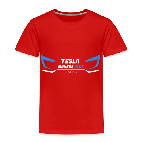 TOCF Logo roadster W - T-shirt Premium Enfant