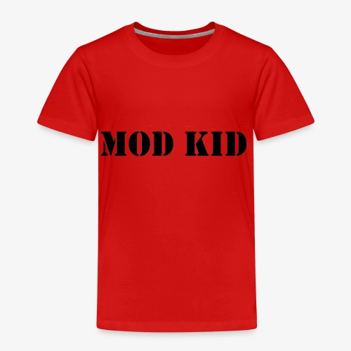Mod kid - Kids' Premium T-Shirt