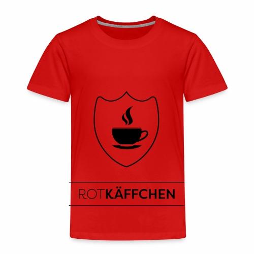 ROTKÄFFCHEN-Logo - Kinder Premium T-Shirt
