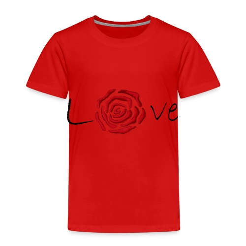 Rose-Love - T-shirt Premium Enfant