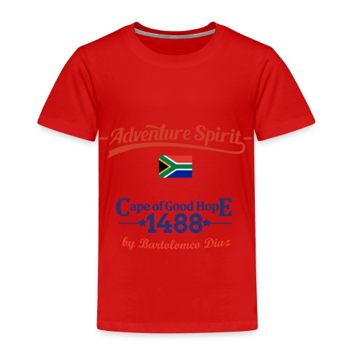 Adventure Spirit South Africa 1488 - Kinder Premium T-Shirt