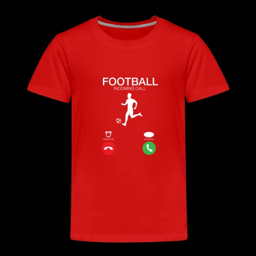 Football - Geschenkidee - Kinder Premium T-Shirt