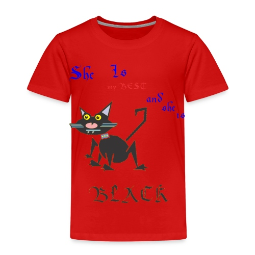 My best cat - Kids' Premium T-Shirt