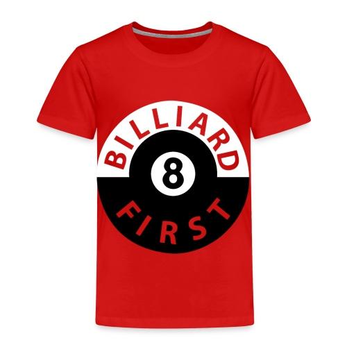 T-Shirt Billiard First - Kinder Premium T-Shirt