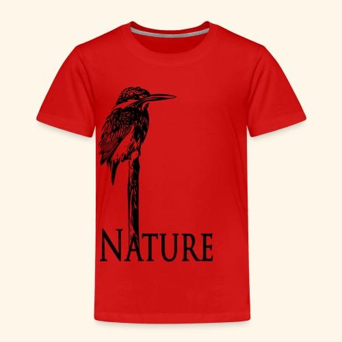 eisvogel Nature - Kinder Premium T-Shirt