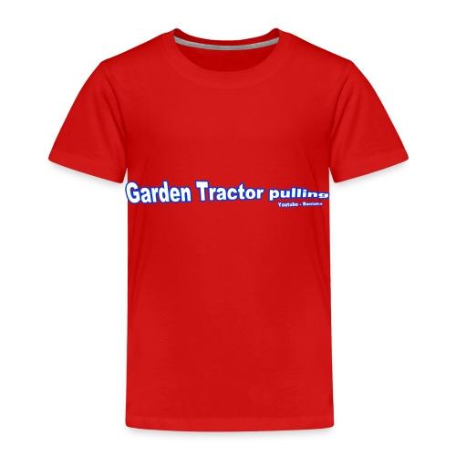 Børne Garden Tractor pulling - Børne premium T-shirt