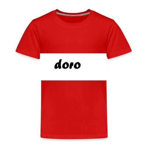 doro - Kinder Premium T-Shirt