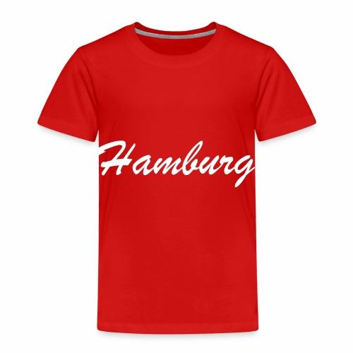 Hamburg eine der schönsten deutschen Städte - Kinder Premium T-Shirt