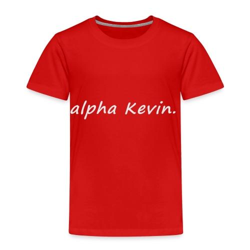 Alpha Kevin - Kinder Premium T-Shirt