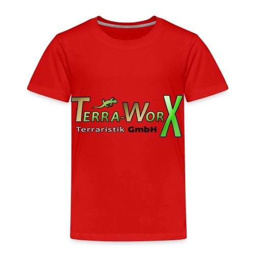 Terra-Worx Logo - Kinder Premium T-Shirt