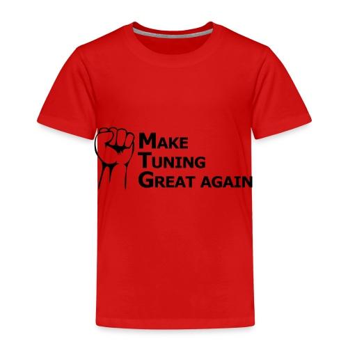 Tuning - Kinder Premium T-Shirt