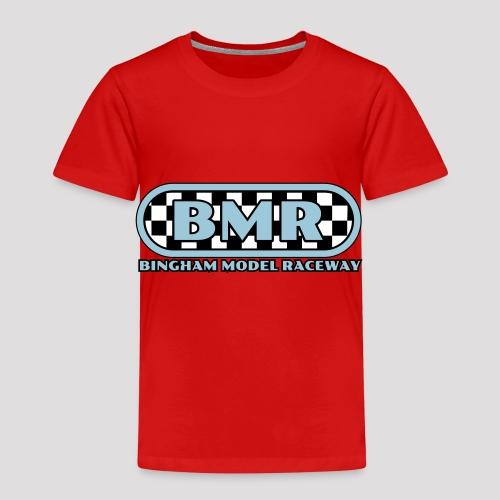 BMR LOGO - Baby blue - Kids' Premium T-Shirt