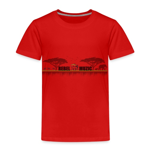 Rebel Muzic - Kids' Premium T-Shirt