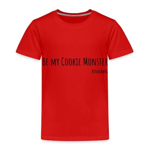 CookieMonster - Kinder Premium T-Shirt