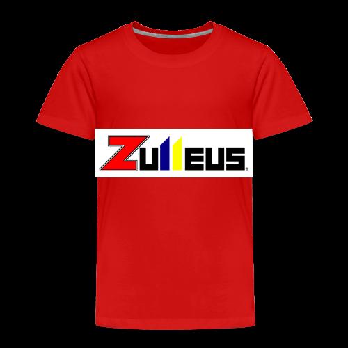 Zulleus Schrift - Kinder Premium T-Shirt