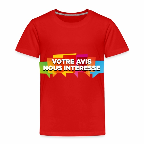 DocZslogan - T-shirt Premium Enfant