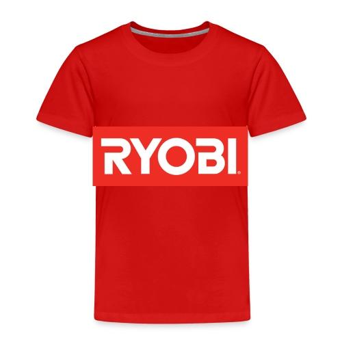 Red Ryobi - Kids' Premium T-Shirt