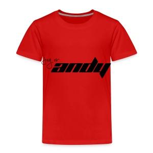 Andy t-shirt - Premium T-skjorte for barn