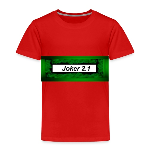 Joker 2 1mode - Kinder Premium T-Shirt