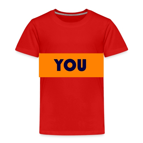 YOU - Kinder Premium T-Shirt