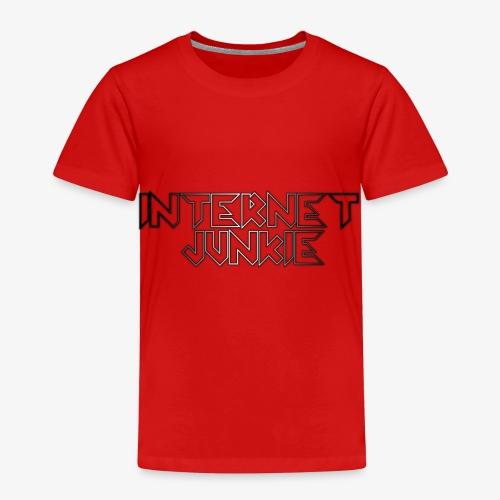 Internet junkie - Kinder Premium T-Shirt