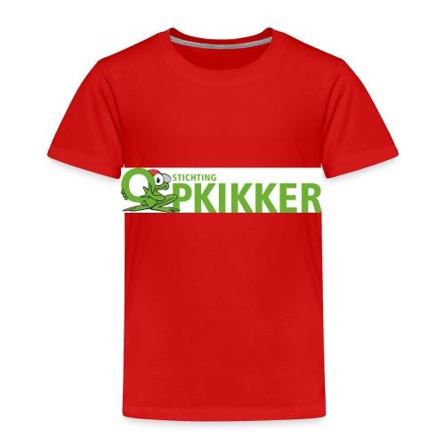 Logo Opkikker - Kinderen Premium T-shirt