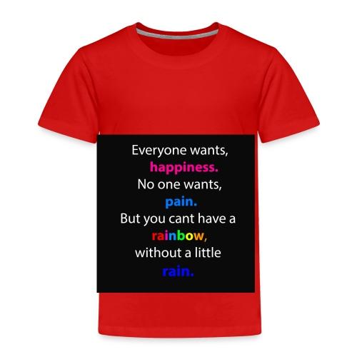 Everyone wants, happiness - Kinder Premium T-Shirt