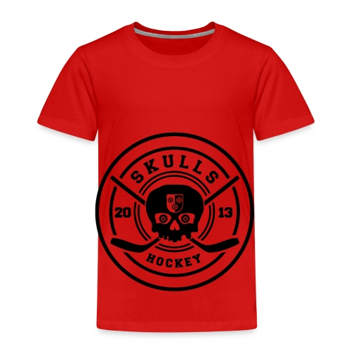 Skulls Away - Kinder Premium T-Shirt