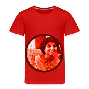 Ma Anand Sheela - Camiseta premium niño