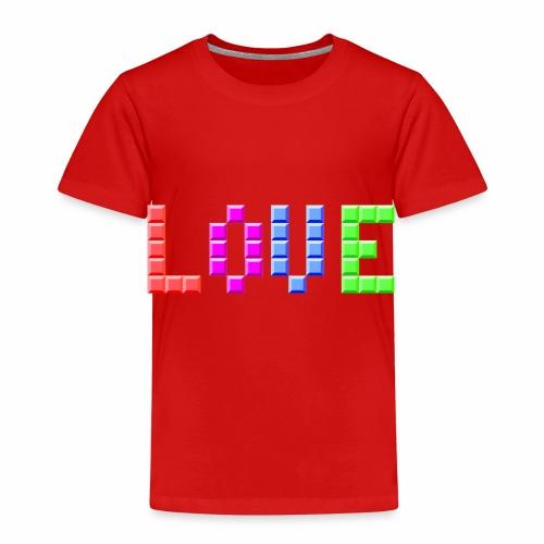 Love Puzzle - Kinder Premium T-Shirt
