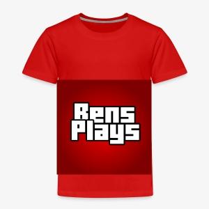 BensPlays met achtergrond - Kinderen Premium T-shirt