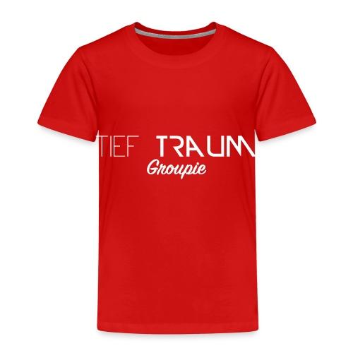 Tief Traum Groupie - Kinderen Premium T-shirt