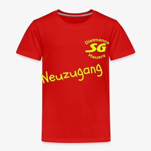 neuzugang - Kinder Premium T-Shirt