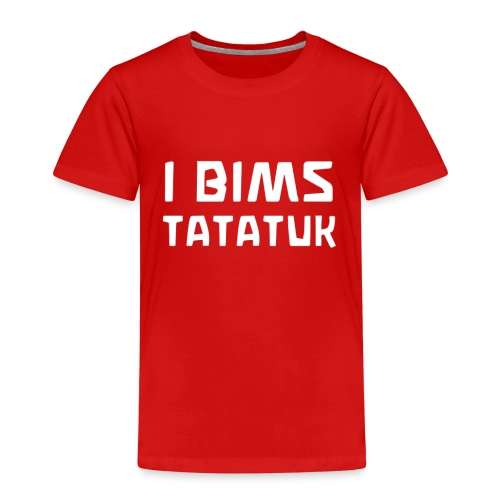 Tatatuk - Waldorf Zwerg - Geschenkidee - Kinder Premium T-Shirt