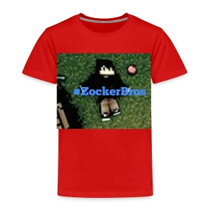 #zockerbros Design - Kinder Premium T-Shirt