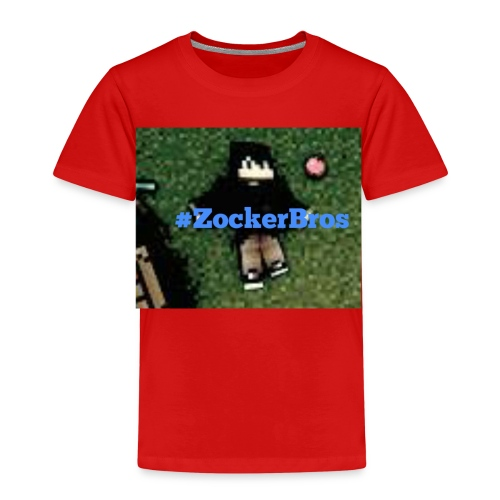 #zockerbros Design - Kinder Premium T-Shirt
