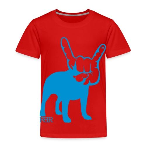 French Bulldogs ROCK! - Kids' Premium T-Shirt