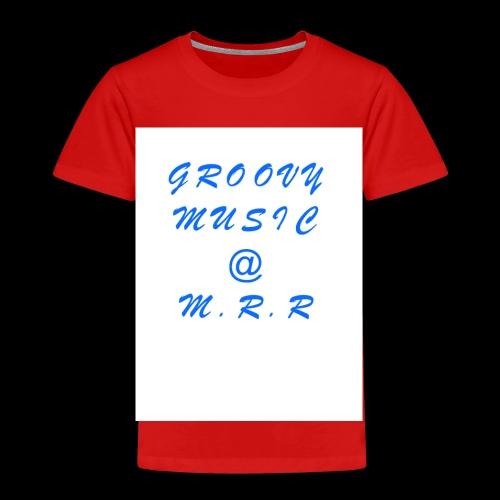 GROOVY MUSIC @ M.R.R - Kids' Premium T-Shirt
