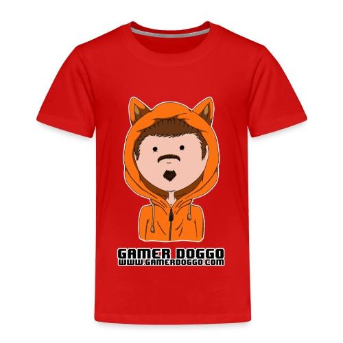 Gamer Doggo Merch - Kids' Premium T-Shirt