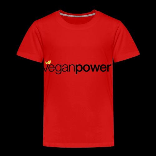 veganpower Lifestyle - Kinder Premium T-Shirt