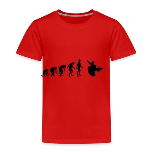 Guppy Cowboy - Der Guppyreiter - Kinder Premium T-Shirt