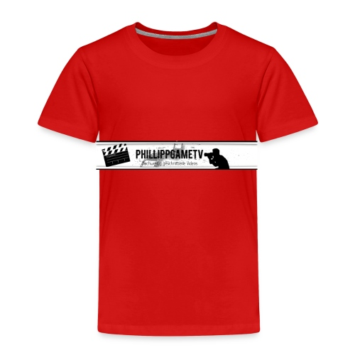 PhillippGameTV - Kinder Premium T-Shirt