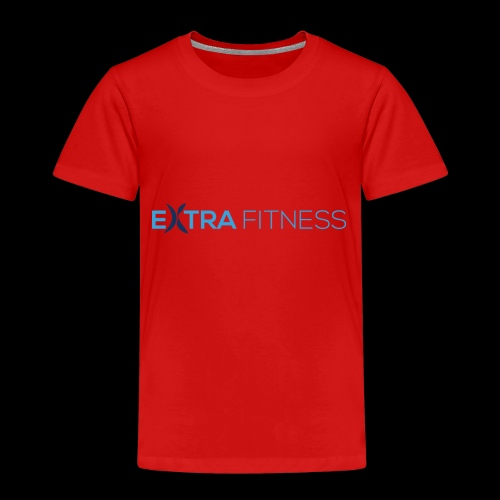 Extra FITNESS - Kinder Premium T-Shirt