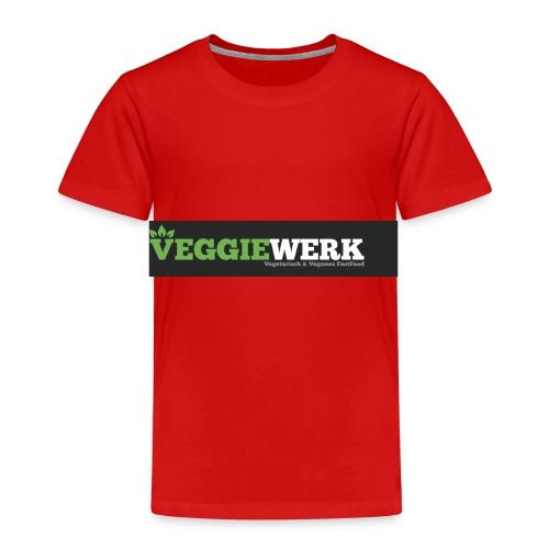 VEGGIEWERK 2 0WEIS - Kinder Premium T-Shirt