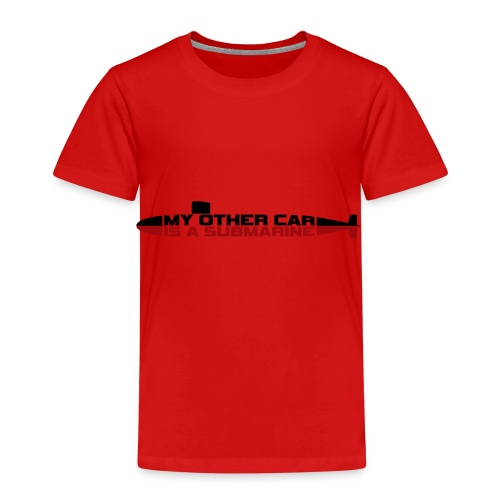 My other car is a Submarine! - Kids' Premium T-Shirt