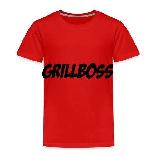 Grillboss - Kinder Premium T-Shirt